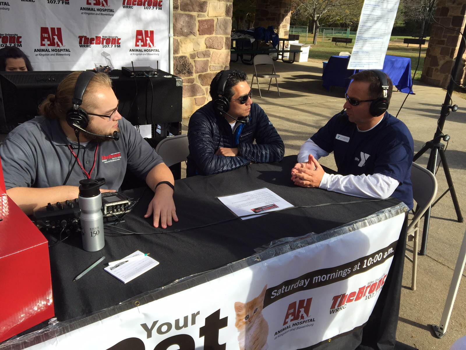 Your Pet Matters Live at the Hamilton Area's YMCA's Run to Raise!