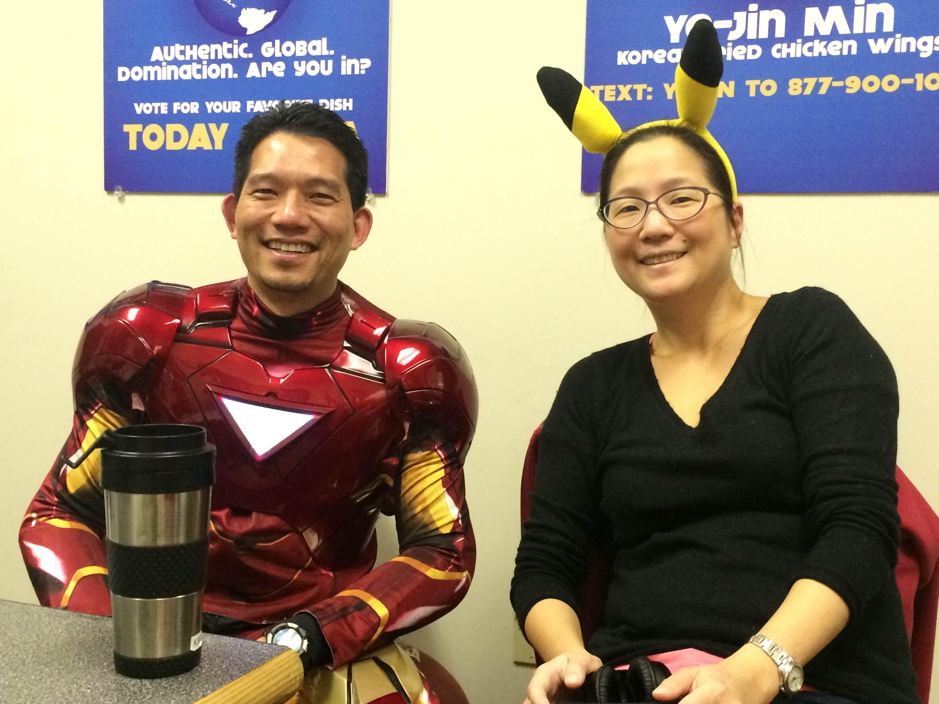 Jennifer Kim of NorthStar Vets comes to visit!