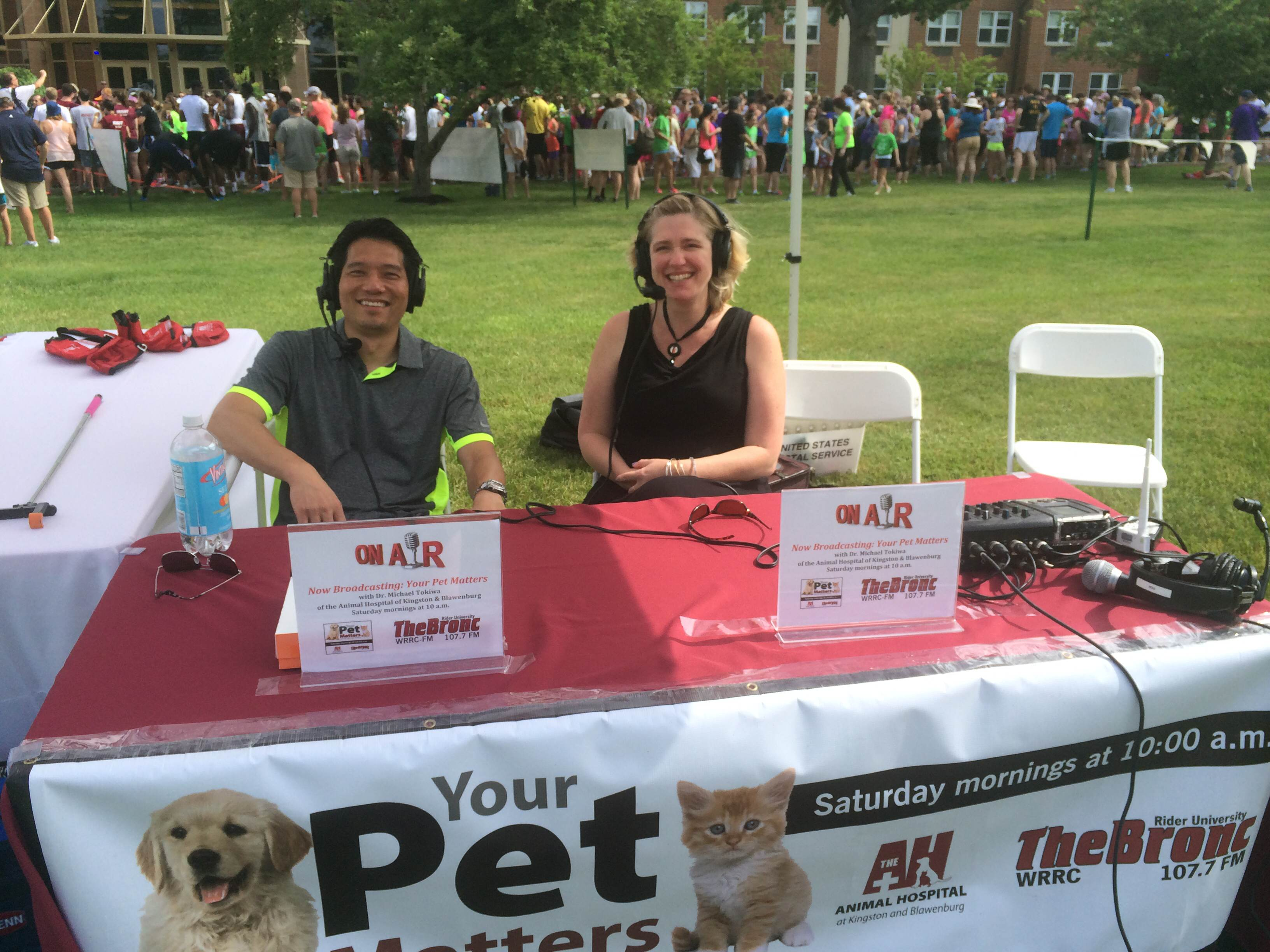 June 13, 2015 – Live from Rider Reunions Day with Heather Troyer!