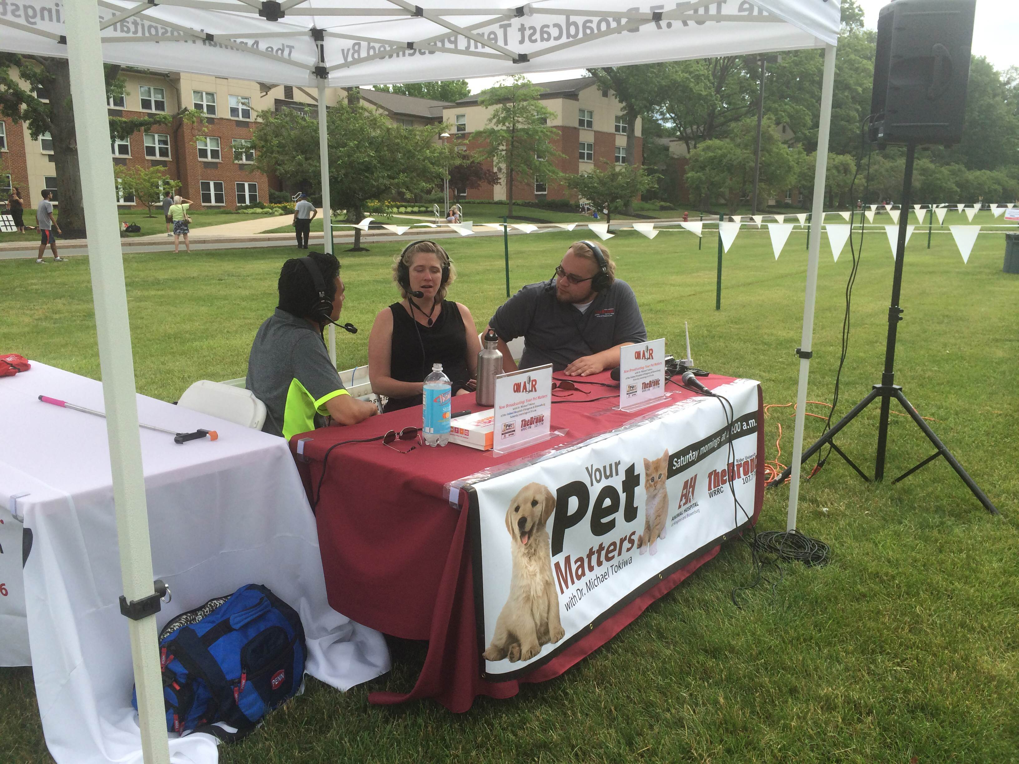 June 13, 2015 – Live at Rider Reunions Day with Heathery Troyer!