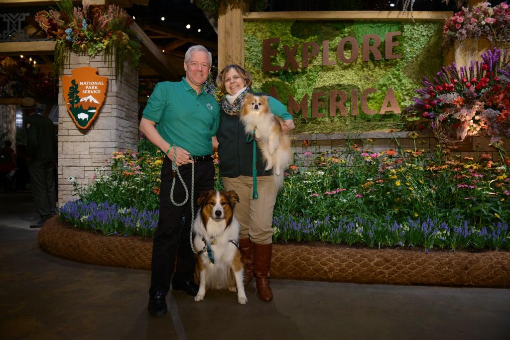 March 05, 2016 – Your Pet Matters visits The Philadelphia Flower Show