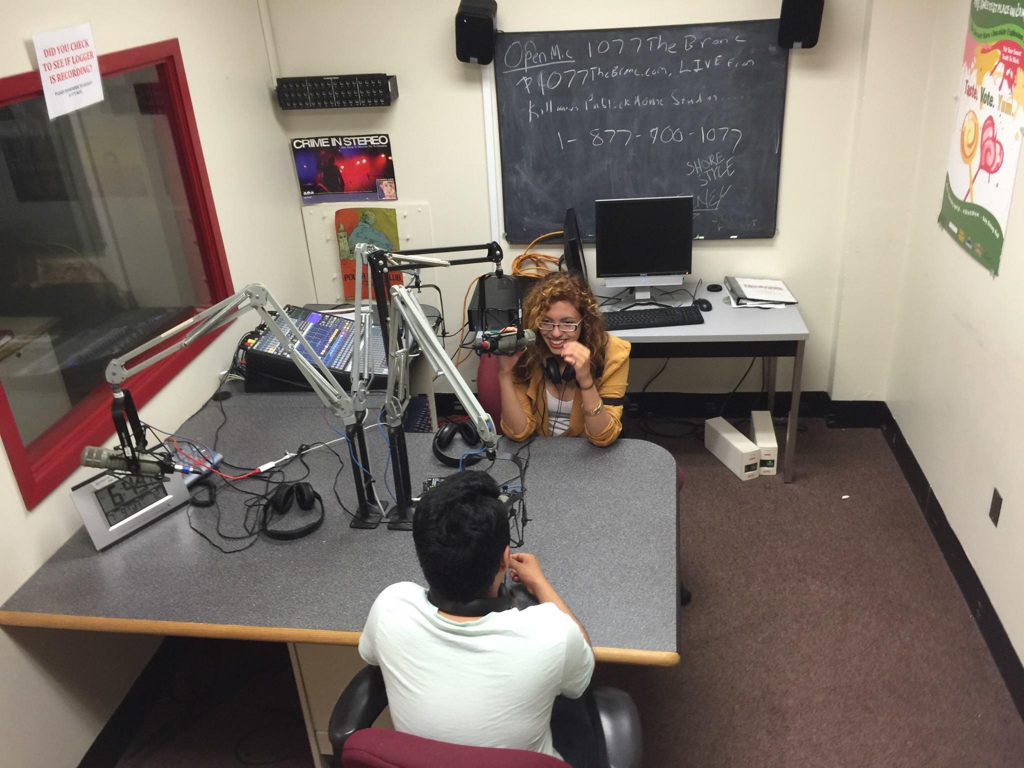 July 10, 2016 – Angel & Kim at work