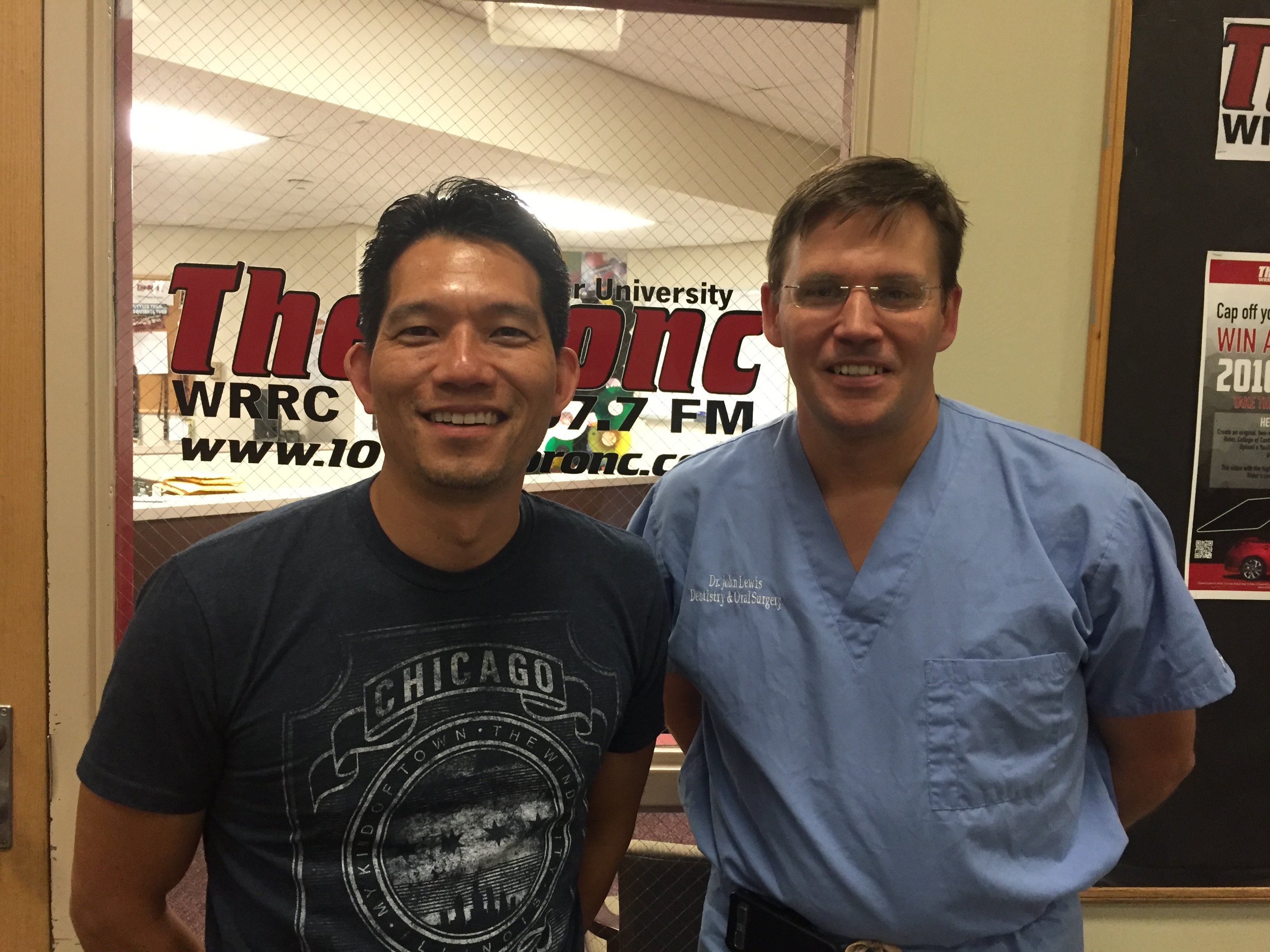 August 27, 2016 – Dr. T is joined in studio by Dr. John Lewis of NorthStar Vets.
