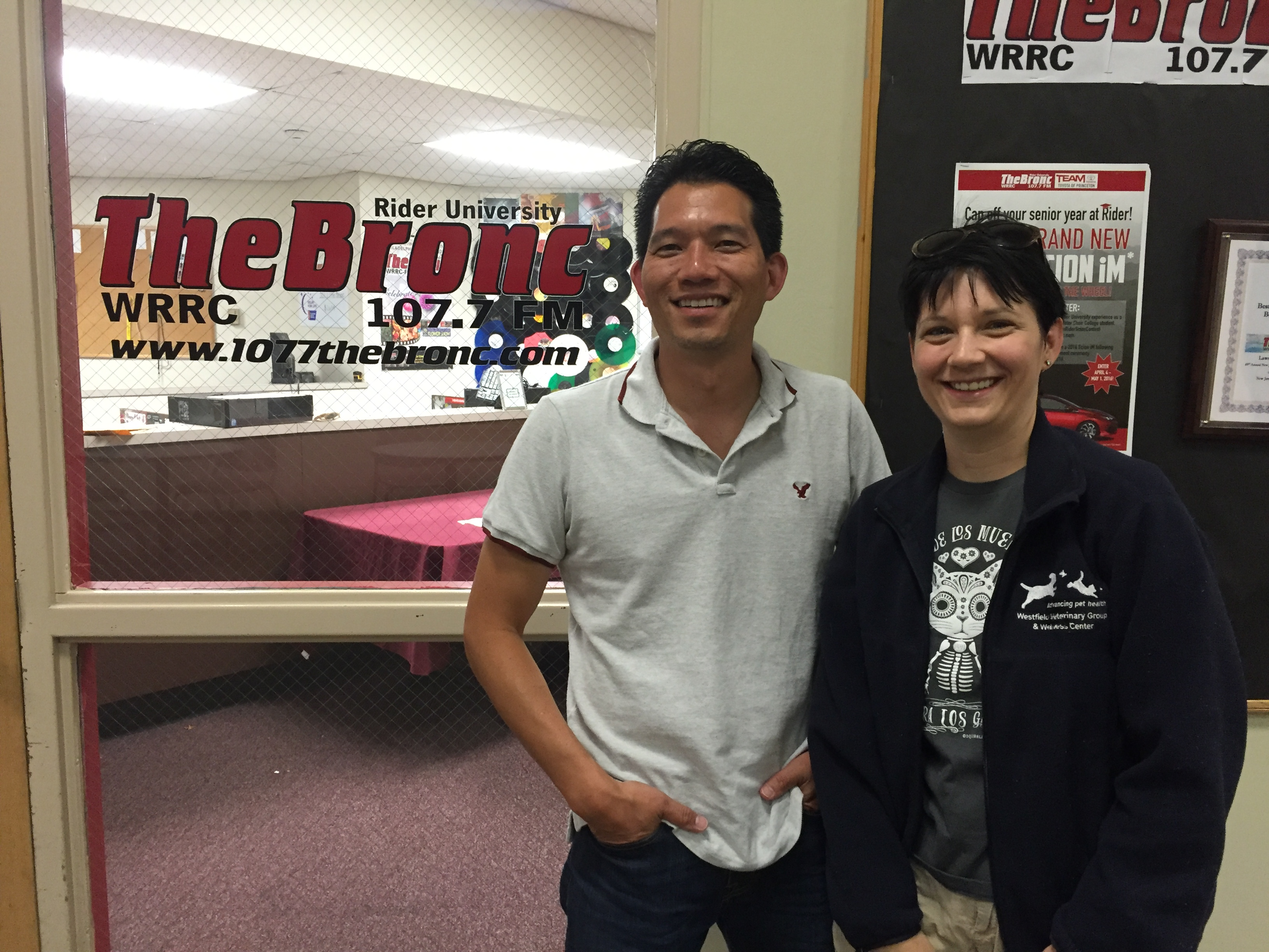 September 17, 2016 – Melissa Conley from Westfield Veterinary Group joined us in studio today!