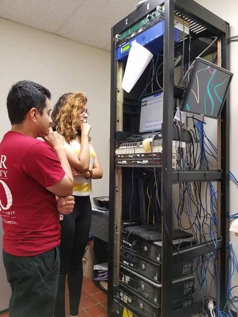 September 11, 2016 – At The Server